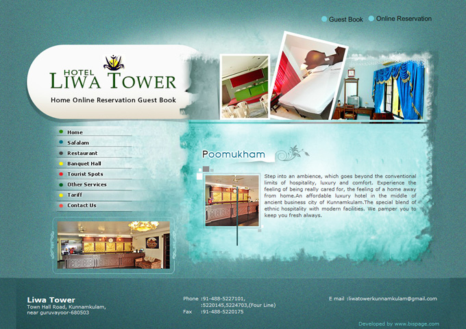 website development thrissur